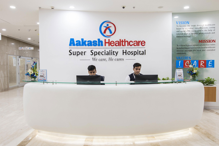 Aakash Healthcare Hospital Plot Rd Number 201 Sector 3