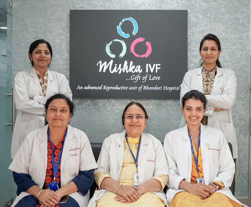 Well Experienced team of Mishka IVF Center- Fertility Clinic in Jaipur