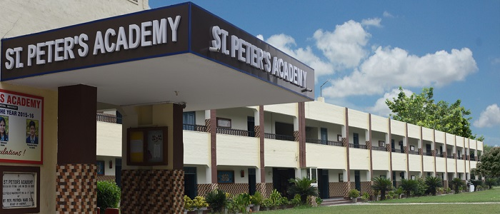 St. Peter's Academy Meerut - Fee Structure and Admission process | Joon  Square